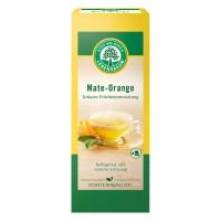 Ceai de Mate si portocala