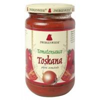 Sos bio de tomate Toskana picant