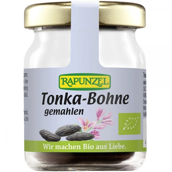 Boabe Tonka macinate