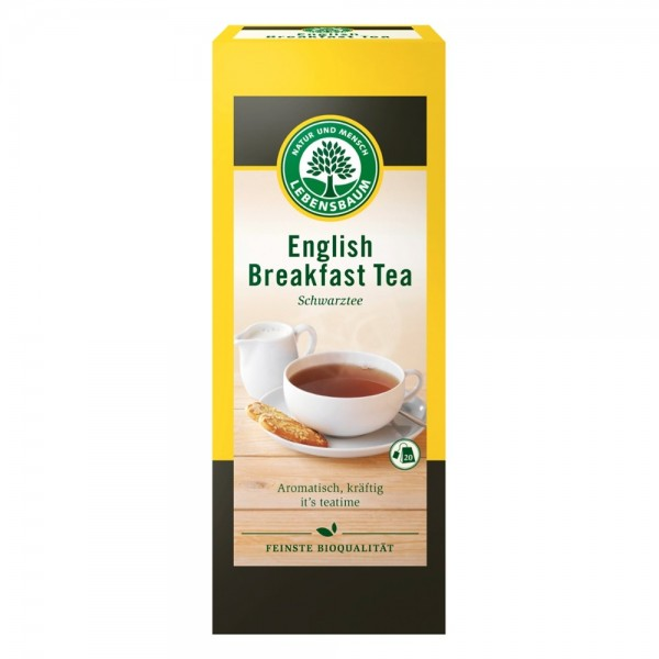 Ceai negru Englezesc pentru micul dejun x20 plicuri