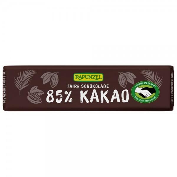 Ciocolata amaruie mica 85 % cacao VEGANA