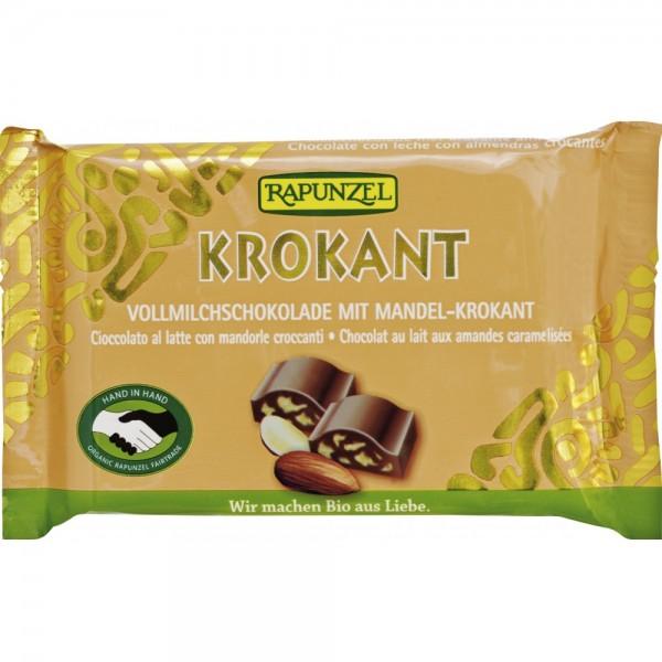 Ciocolata Cristalino cu Migdale crocante