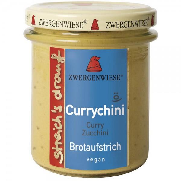 Crema tartinabila vegetala Currychini cu curry si zucchini FARA GLUTEN