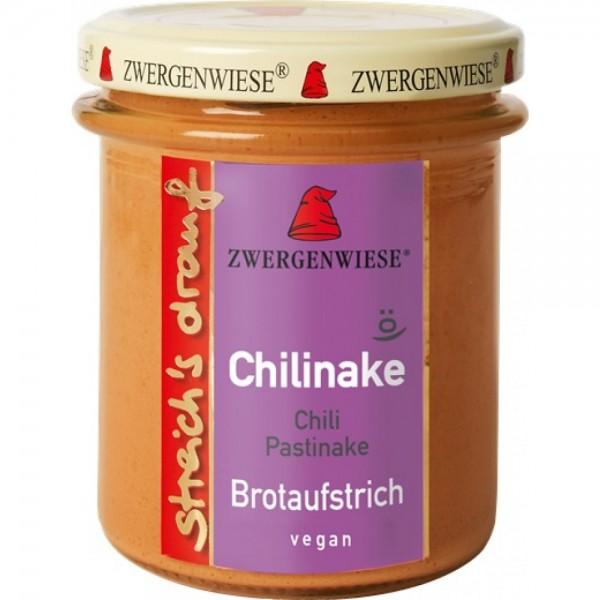 Crema tartinabila vegetala Chilinake cu chili si pastarnac FARA GLUTEN