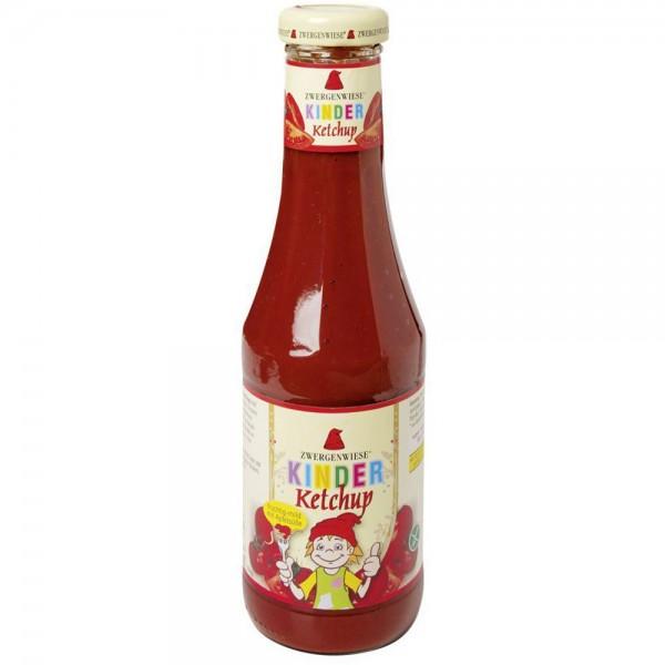 Ketchup pentru copii cu indulcitor din mere FARA GLUTEN
