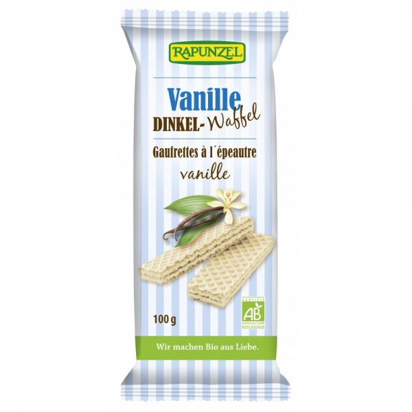 Napolitane cu vanilie
