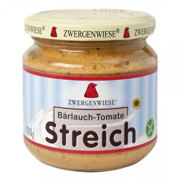 Pate vegetal cu usturoi salbatic si tomate FARA GLUTEN