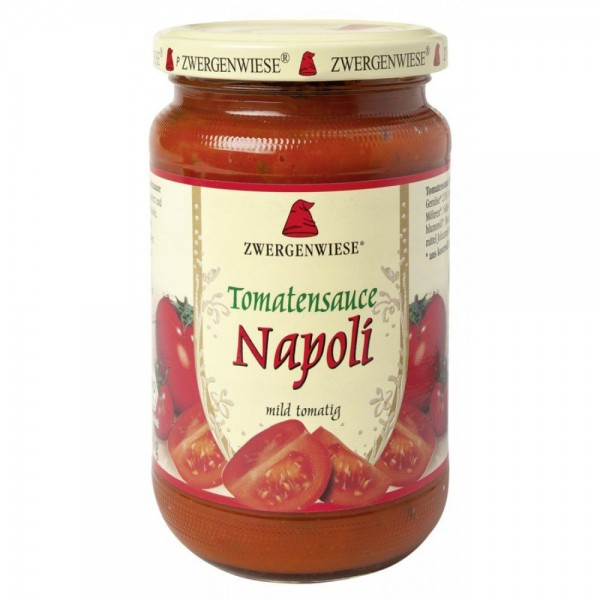 Sos de tomate Napoli FARA GLUTEN