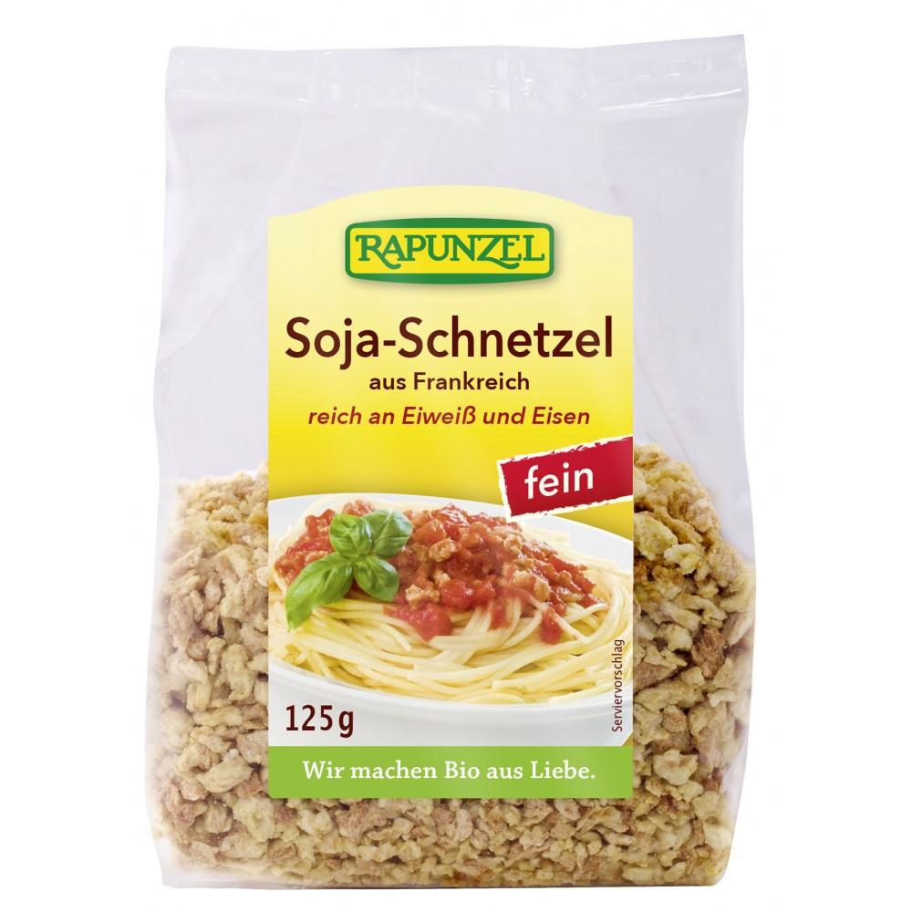 Carne de soia bio fină