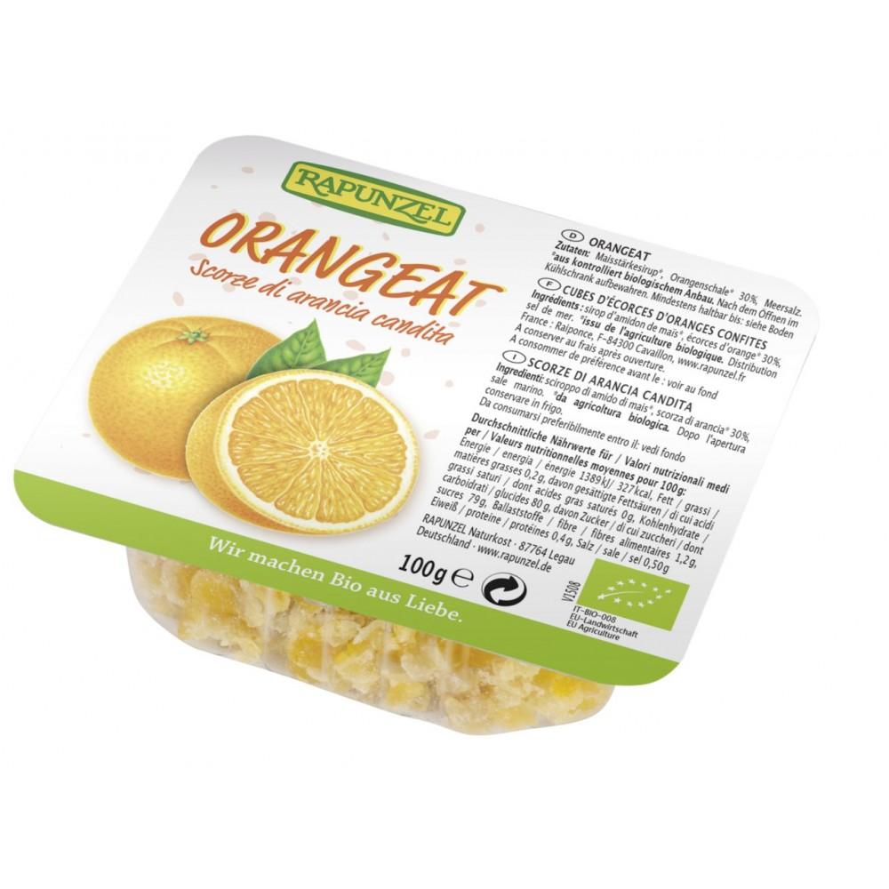 Coaja de portocale fara zahar