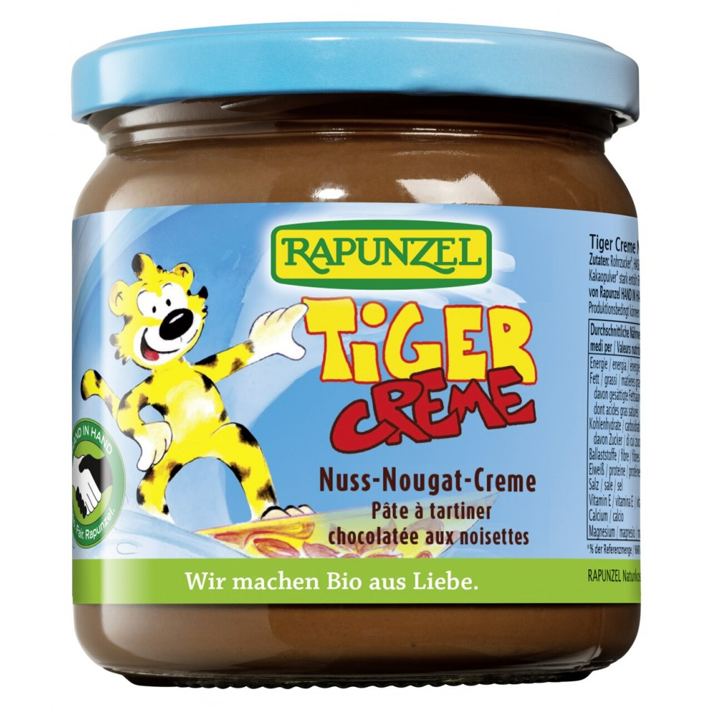Crema de nuca nougat Tiger