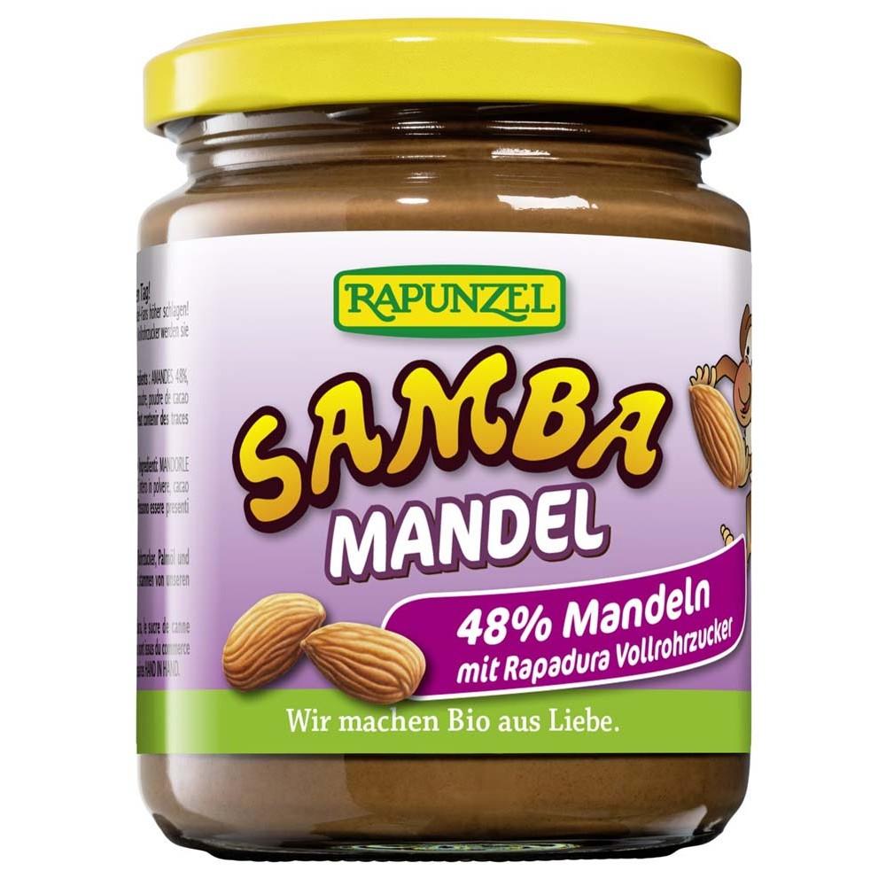 Crema Samba cu migdale