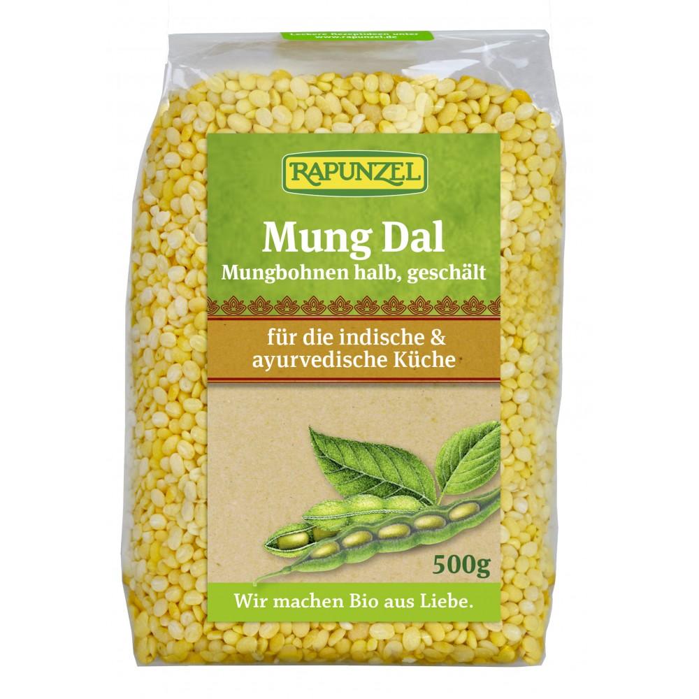 Fasole mung jumatati Mung Dal