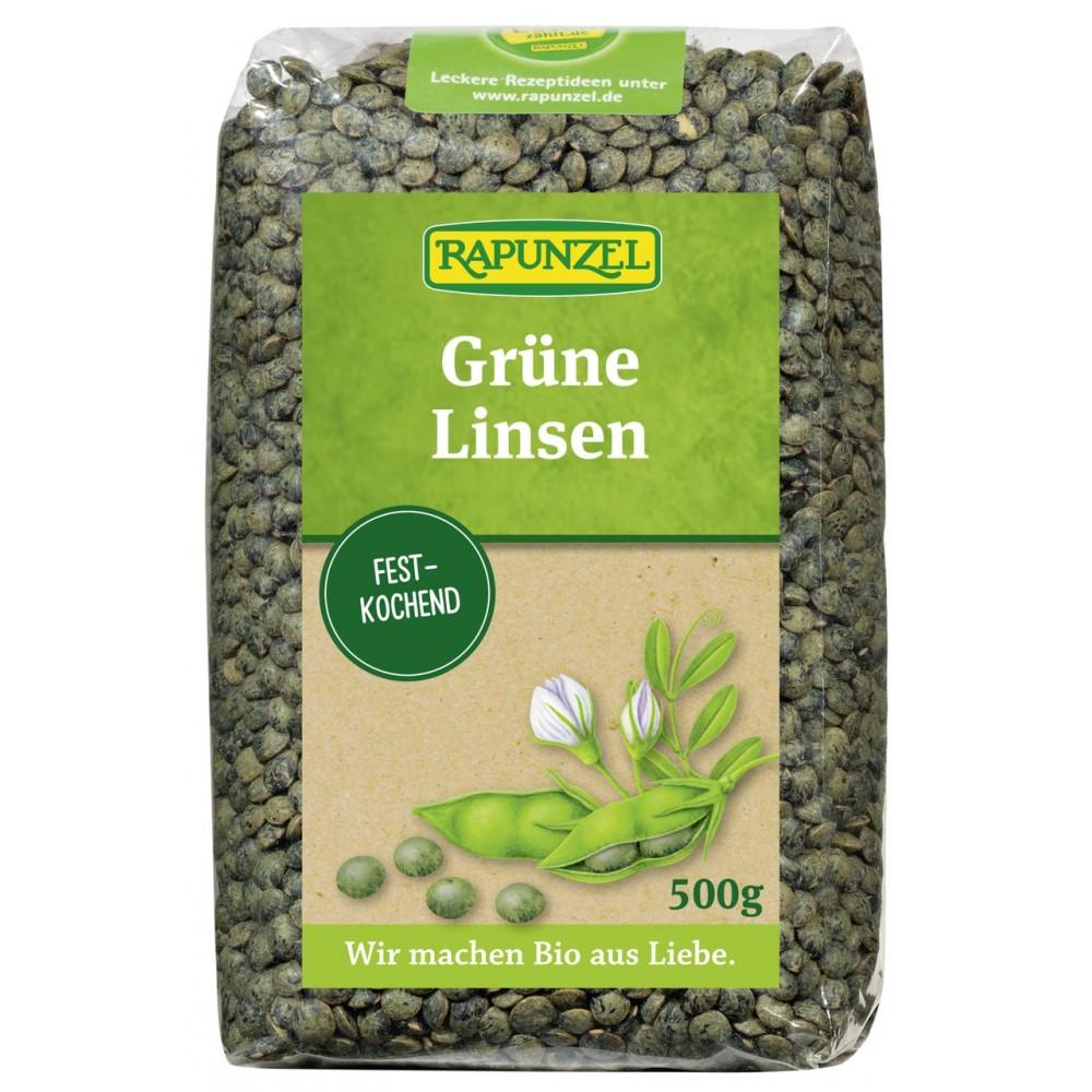 Linte verde bio