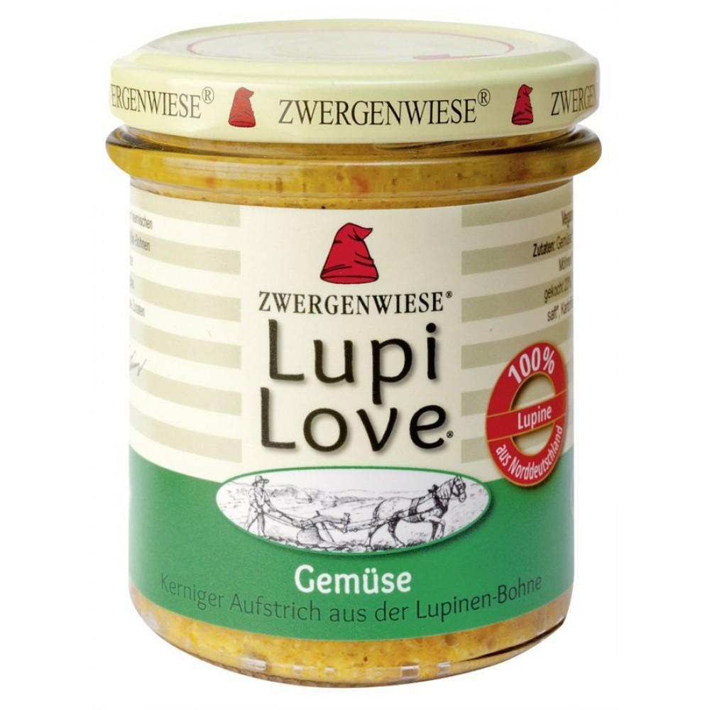 Lupi Love crema tartinabila cu lupin si legume FARA GLUTEN