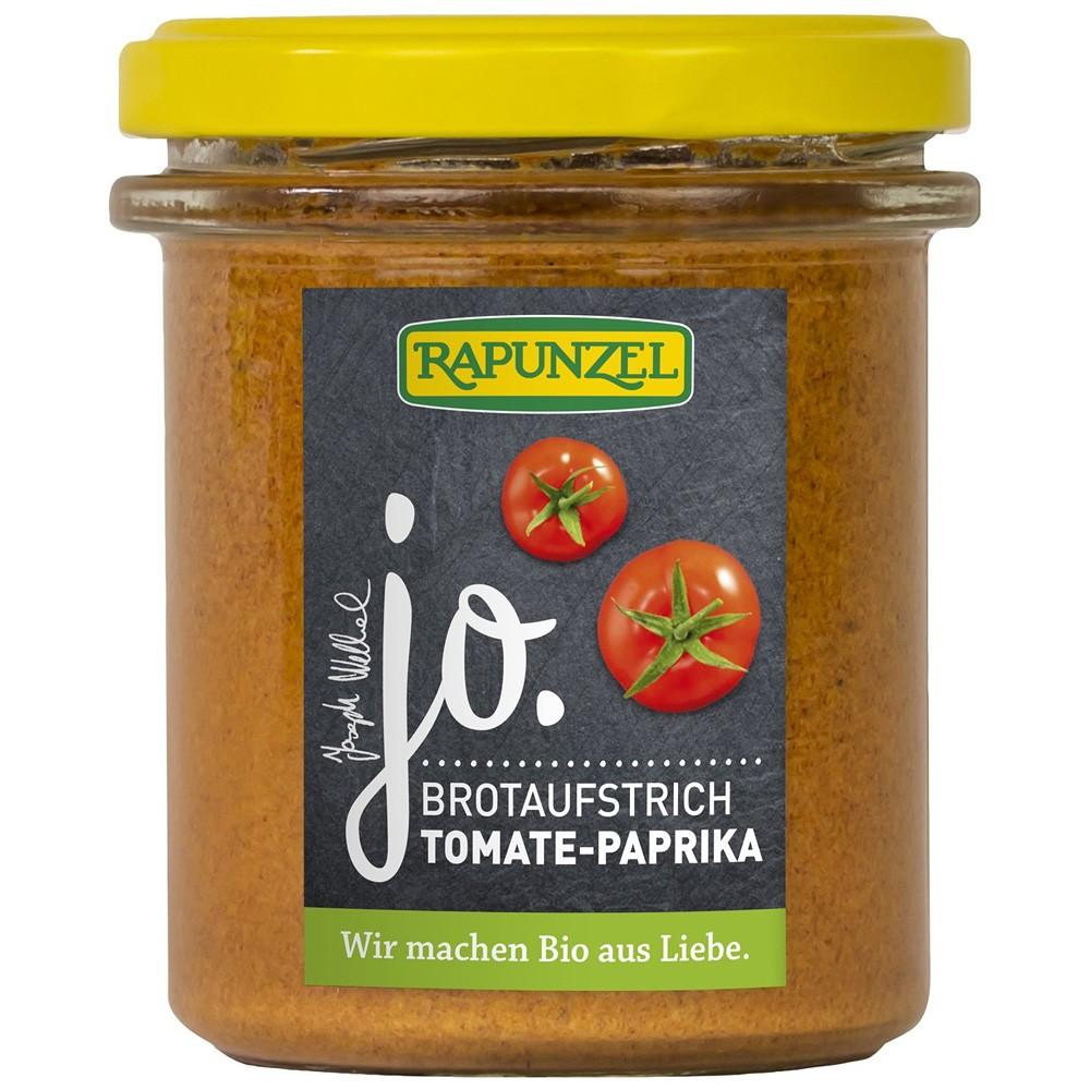 Pasta tartinabila JO cu tomate si ardei