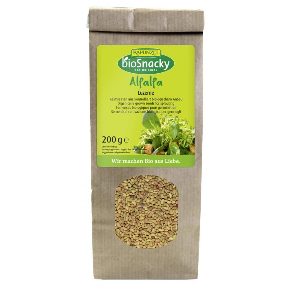 Seminte de lucerna pentru germinat