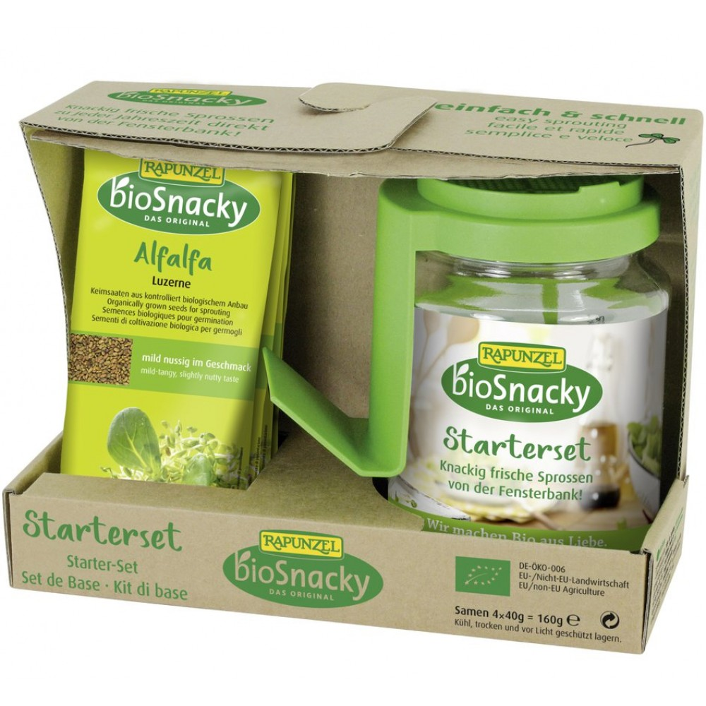 Set Starter pentru germinat