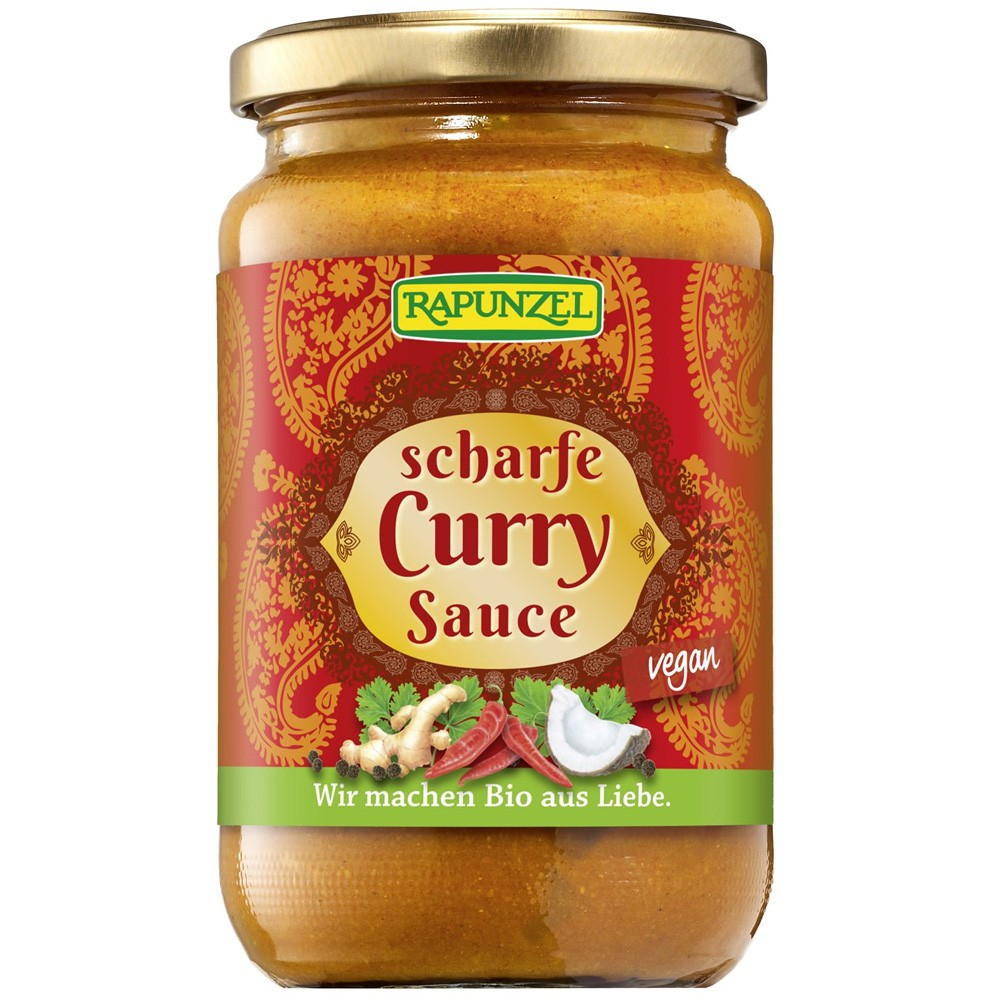 Sos curry iute VEGAN