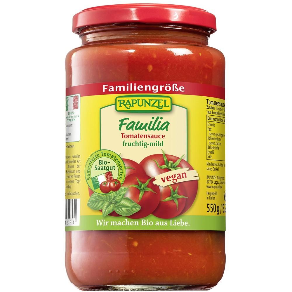 Pasta de tomate Familia VEGAN
