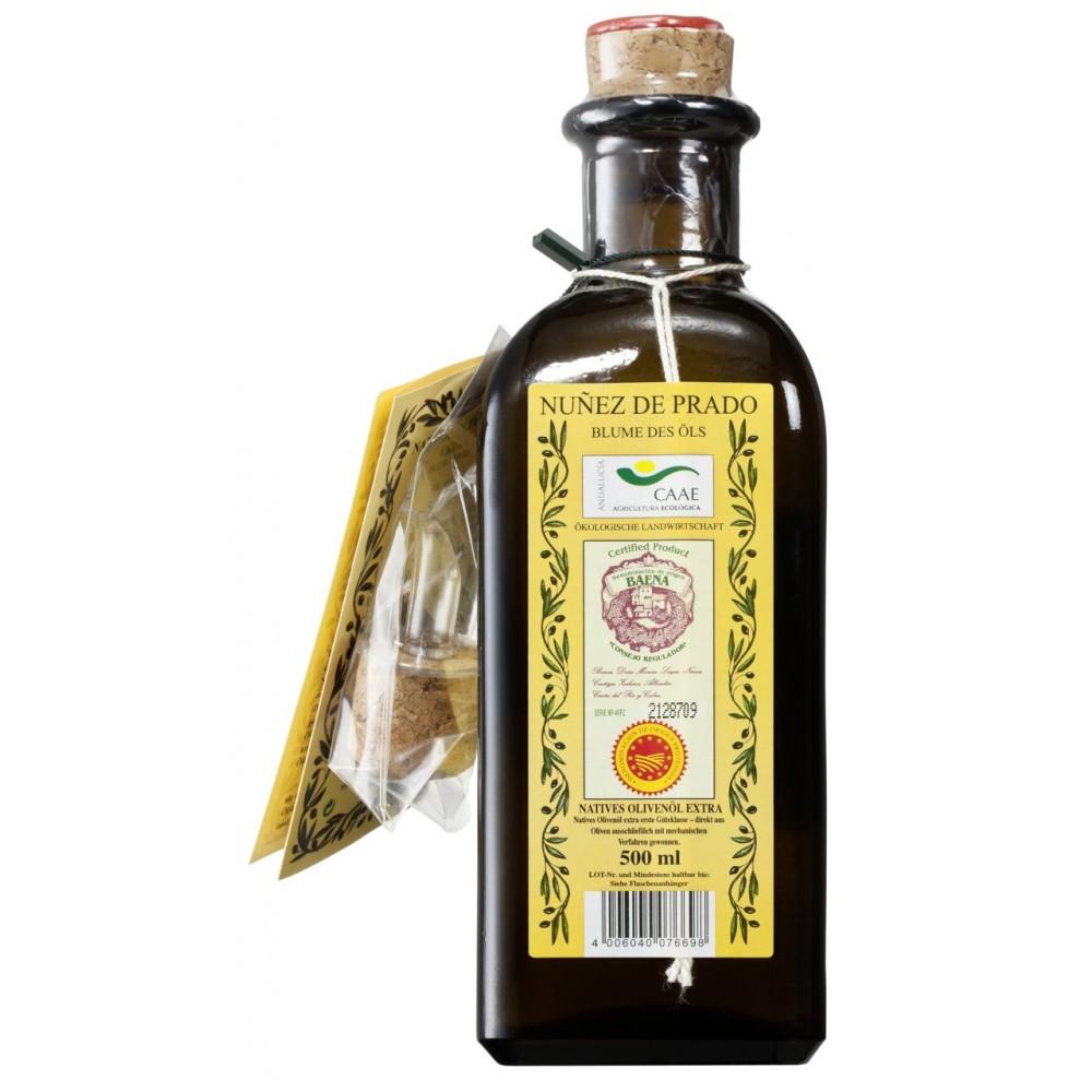 Ulei bio de măsline Spuma Uleiurilor, extravirgin
