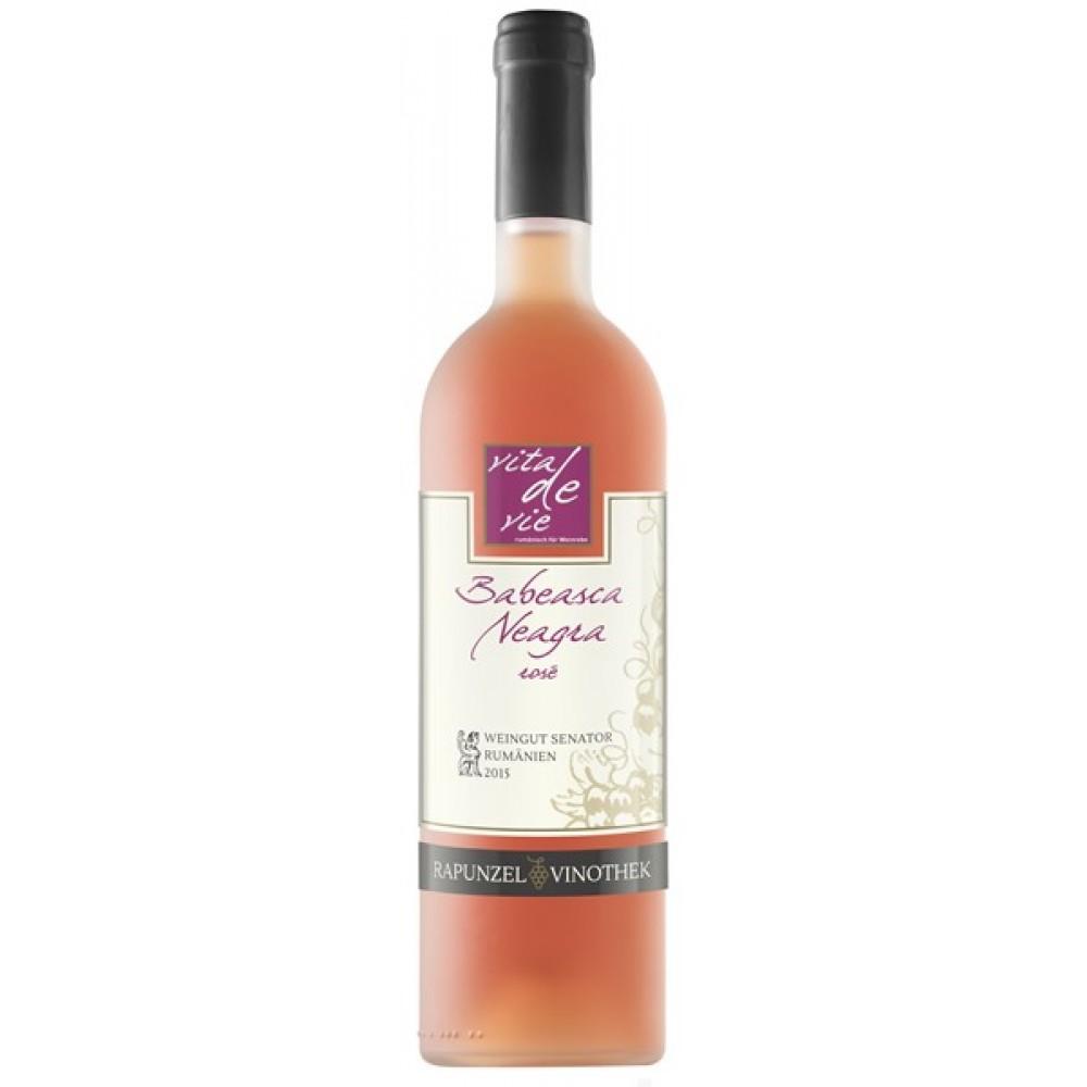 Vin Babeasca Neagra rose
